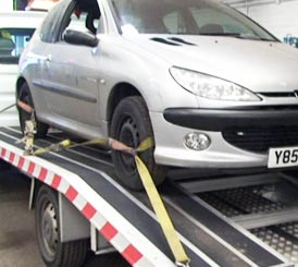 JMH Motor Services LTD Recovery