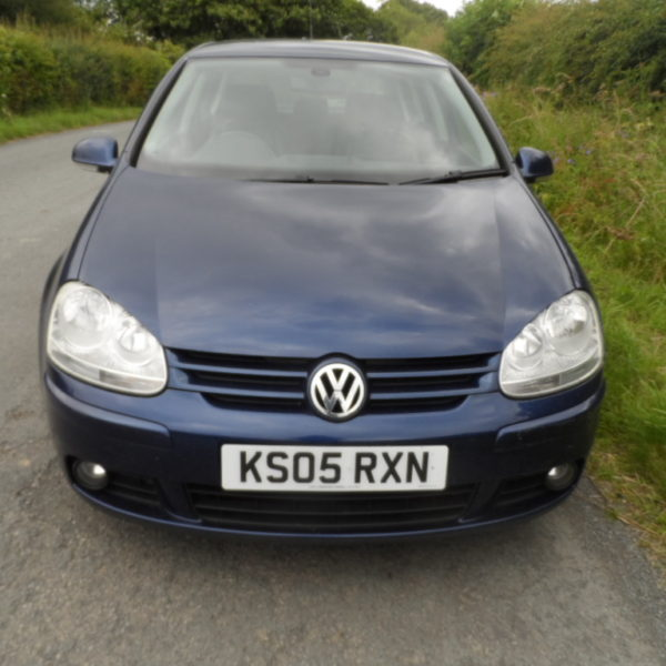 VW GOLF GT TDi