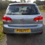 VW GOLF MATCH TDi