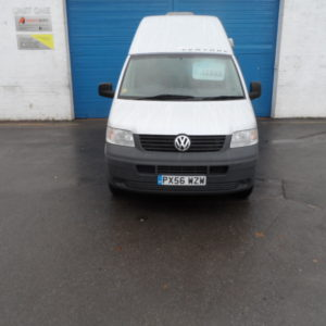 VW TRANSPORTER TDi
